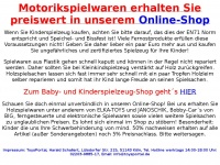 motorikspielzeug.net Webseite Vorschau