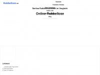 rubbellose.net Webseite Vorschau