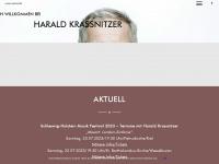 harald-krassnitzer.at Webseite Vorschau