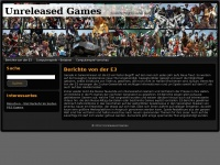 unreleasedgames.net Thumbnail