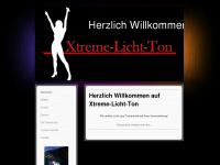 xtreme-event.jimdo.com Webseite Vorschau