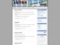16hex.wordpress.com Webseite Vorschau