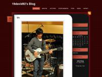 19david92.wordpress.com Webseite Vorschau
