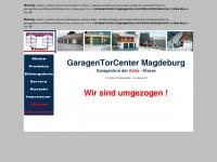 1a-garagentore.com Webseite Vorschau