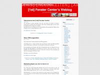 1stfenstercenter.wordpress.com Webseite Vorschau
