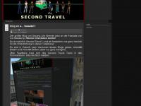 2ndtravel.wordpress.com Webseite Vorschau