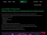 4-suedtiroler.com Webseite Vorschau