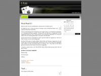 4aces.wordpress.com Webseite Vorschau