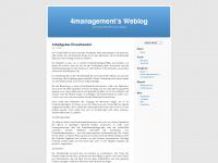 4management.wordpress.com Webseite Vorschau