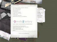 4mediafactory.com Webseite Vorschau
