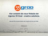 53-grad.com Webseite Vorschau
