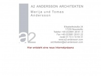 A2-andersson.com