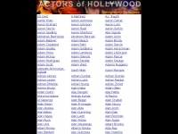 actorsofhollywood.com