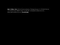 aebivoelkerund.com Webseite Vorschau