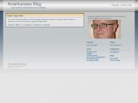 amerikanews.wordpress.com Webseite Vorschau