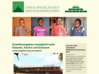 amokwe-nigeria.org Webseite Vorschau