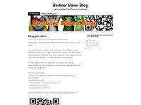 b3log.wordpress.com Webseite Vorschau