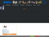 ameca-deutsch.com Webseite Vorschau
