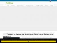 walking-trekking.de Webseite Vorschau