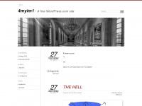 4myim1.wordpress.com Webseite Vorschau