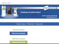 photobooth-in.de Webseite Vorschau