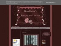 sharlimarsscrapsandmore.blogspot.com Webseite Vorschau