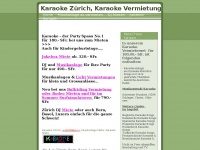 karaoke-zürich.ch