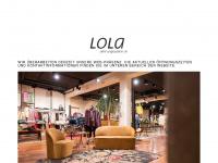 lola-rothenburg.de Webseite Vorschau