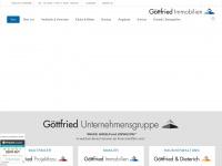 goettfried-immobilien.de Webseite Vorschau