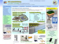 dzl-ladeneinrichtung.de Webseite Vorschau