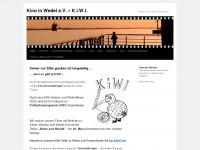 kino-in-wedel.de Webseite Vorschau