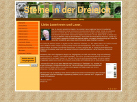 steine-in-der-dreieich.de Webseite Vorschau