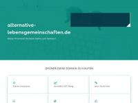 alternative-lebensgemeinschaften.de Webseite Vorschau