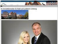 1a-immobilienmakler.com Webseite Vorschau