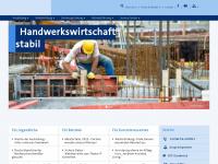 hwk-osnabrueck.de Webseite Vorschau