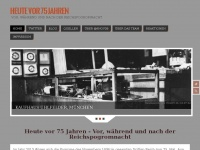 9nov38.de Webseite Vorschau