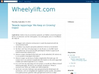 wheelylift.blogspot.com Webseite Vorschau
