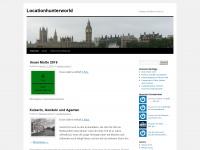 locationhunterworld.wordpress.com Webseite Vorschau