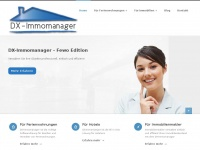dx-immomanager.de Thumbnail