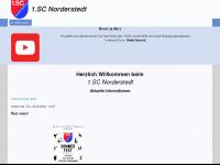 1scn.de Webseite Vorschau