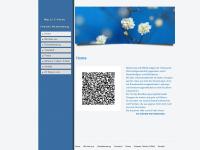 kitonyo.net Webseite Vorschau