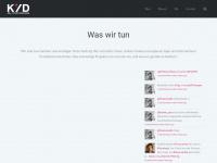 killdarlings.de Webseite Vorschau