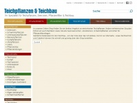 teichpflanzen-teichbau.com