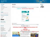 uvf-melk.at Webseite Vorschau