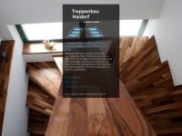 treppenbau-haidorf.de Webseite Vorschau