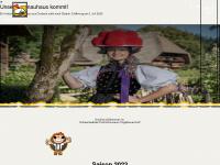 vogtsbauernhof.de Webseite Vorschau