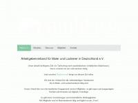 amld.de Webseite Vorschau