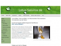lotus-salvinia.de