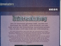unbreakaboy.com