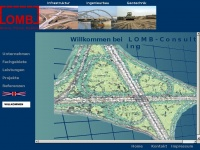 lomb-consulting.com Webseite Vorschau